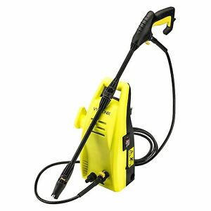 Electric Pressure Washer Powerful High Performance Jet Wash For Car Patio 1500W