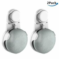 2PCS Outlet Wall Mount For Google Home Mini Home Smart Speaker