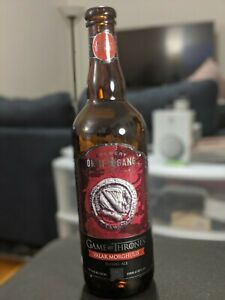 Game Of Thrones Valar Morghulis OMMEGANG Beer Bottle (empty) - Limited Edition