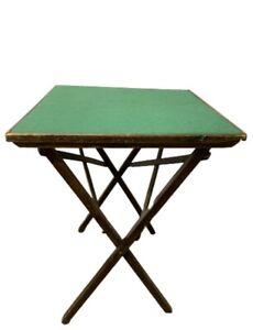 Vintage Folding Card Table