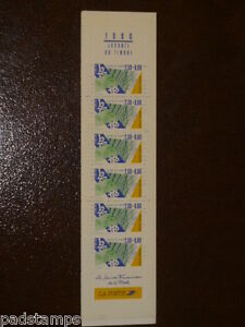 FRANCE 1990  Red Cross Booklet pane complete vf MINT never hinged SG 33020a