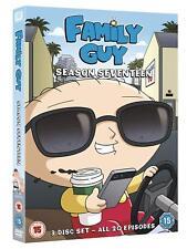 FAMILY GUY - Season 17 - BRAND NEW SEALED UK REGION 2 DVD PAL FREE UK POST
