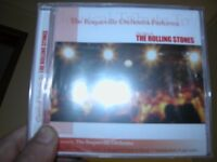 Hits of the Rolling Stones 2006 by Roqueville Orchestra classical rock covers