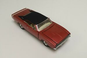 1968 Dodge Charger 1:43 Scale Diecast Franklin Mint 1988