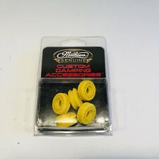 Matthews Custom Damping Accessories Rubber Yellow Mini Roller New