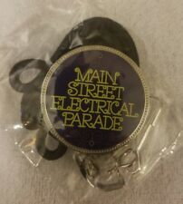Disney BOLO Lanyard Main Street Electrical Parade MSEP Cast Member Exclusive