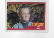 2013 RITTENHOUSE STAR TREK HEROES & VILLAINS PARALLEL TRISTAN ADAMS #23