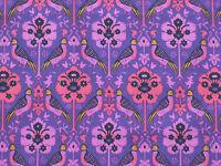 "LIBERTY OF LONDON TANA LAWN FABRIC DESIGN ""Byrne C"" 2.4 METRES PINK (240 CM)"