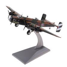 1/144 Diecast Model Handley Page Halifax B Mk III 1944 Airforce Plane Model