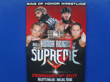 ROH - Honor reigns supreme 2017 (1 DVD)