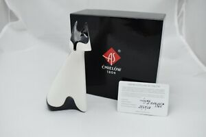 Cmielow Lynx Porcelain Figurine. Boxed with Certificate