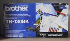 Brother TN-130BK Toner black HL 4040CN 4050CDN DCP 9040CN MFC 9440CN 9450CDN   C