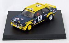 FIAT 131 ABARTH B.DARNICHE/MAHE 1st TOUR DE CORSE 1977 1/43 TROFEU
