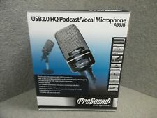 Podcast and Streaming USB Mic - Zoom Calls, Gaming, Podcasts