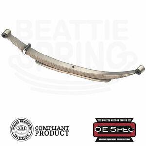 Rear Leaf Spring for Chevy GMC C R K V 10 20 30  6 Leaf  OE SRI Spec