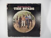 The Byrds - Mr. Tambourine Man LP Columbia - CL 2372 - 1966 Release - Mono - VG+