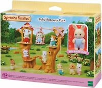 SYLVANIAN FAMILIES BABY ROPEWAY PARK PLAYSET KIDS TOY (5452)