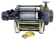 15000lb New Warrior Hydraulic Winch NH Series