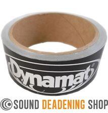 Dynamat Dynatape Sound Proofing Deadening Join Seam Sealer for Damping Mat