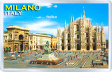 MILANO ITALY FRIDGE MAGNET SOUVENIR NEW