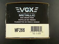 VGX MF266 Front Brake Pads fit Infiniti M30 Nissan 200SX 300ZX Maxima Stanza D21