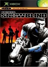 PROJECT SNOWBLIND                 -----   pour X-BOX