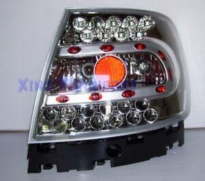 Lights Led-Back LED Chromed Audi A4 B5 Chrome S