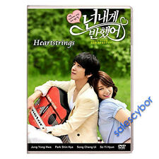 You've Fallen for Me/Heartstrings Korean Drama Excellent English & Quality.