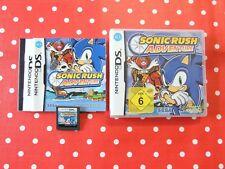 Sonic Rush Adventure Nintendo DS Lite XL 3DS in OVP mit Anleitung