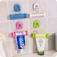 Rolling Toothpaste Tube Squeezer Manual Dispenser Hanging Extruder Bathroom Home