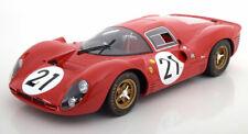 1:12 CMR Ferrari 330 P4 #21, 24h Le Mans Scarfiotti/Parkes 1967