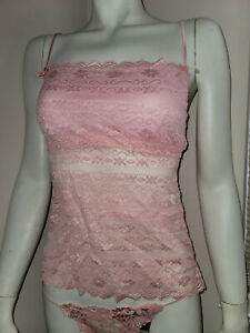 NEW $115 COSABELLA JACQUELINE CAMISOLE TOP Tulip Pink
