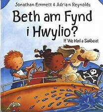 If we had a sail boat - welsh and english
