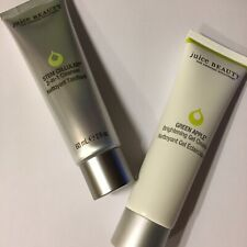 Juice Beauty Cleansers Green Apple Brightening Gel & Stem Cellular New $28 Value