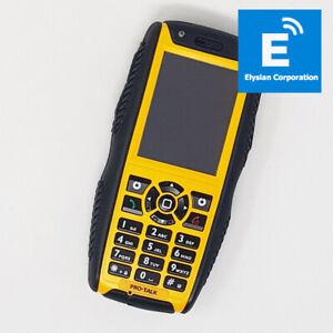 JCB Toughphone Pro-Talk TP851 3G - Mobile Phone - Unlocked - Incomplete