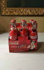 Mickey Mouse 75 Inspearations Disney Coke Coca Cola Bottle 6 unopen & carton