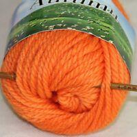 Sale New 1 Skein x 50g Quick Hand Knitting Yarn Soft Worsted Wool Silk Velvet 15