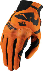 THOR VOID PLUS - Mens GASKET ORANGE Gloves - MX / ATV