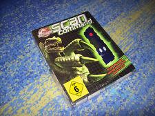Jurassic Park: SCAN Command Game PC Big Box codes-barres jeu neuf dinosaure