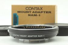 【Top Mint in Box】 Contax Mount Adapter NAM-1 for Contax 645 Lens From Japan #573