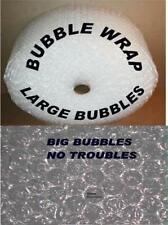 HEAVY DUTY DOUBLE SIDED LARGE BUBBLES AIR WRAP  ANTI STATIC  750 MM W 10 M L ~