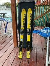 New listing HEAD Team Track 100cm Kids Skis SR45