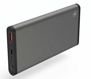 Hama Qualcomm 3.0 Powerbank 12000mAh Tragbare Zusatzakku Batterie Akku USB 643