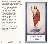 CATHOLIC PRAYER PAMPHLET   SACRED HEART OF JESUS