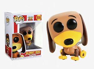 Funko Pop Disney Pixar Toy Story: Slinky Dog Vinyl Figure #37010