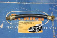 1957,1958, Pontiac Gas/Fuel Line Switch