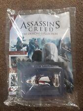 Assassins Creed Hachette Colección Edición 1 Altair Ibn-la'ahad Figura Estatuilla