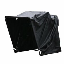 Heavy Duty Motorcycle Shelter Shed Cover Storage Garage Tent/ Large Outdoor