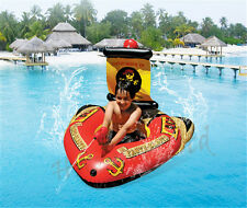 Inflatable Pirate Ship In Pool Floats Rafts For Sale Ebay