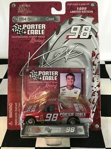 UNOPENED RC 1/64 Kevin Harvick #98 Porter Cable 1999 Ford F-150 Race Truck